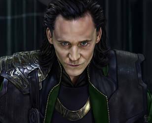 Loki by MissStreelight