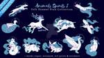 Kickstarter Campaign - Animals Spirits I by Kotokki