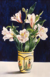 Lilies_in_QuimperLR by RSF24