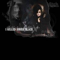 I Killed Sirius Black by WhatTheForks