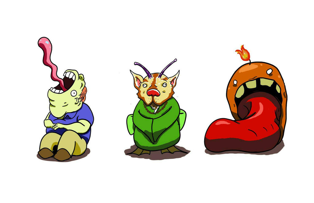 Pokemon Starters Gen $**! by Scifibasskid
