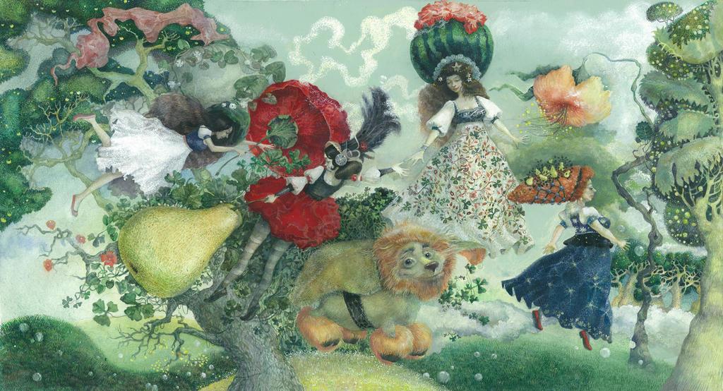 Fairy trip by mivinka