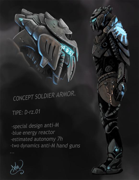 {OPEN} Rare Encounter: Slumdog Reaper Soldier_by_dmon_art-d4r4k3t