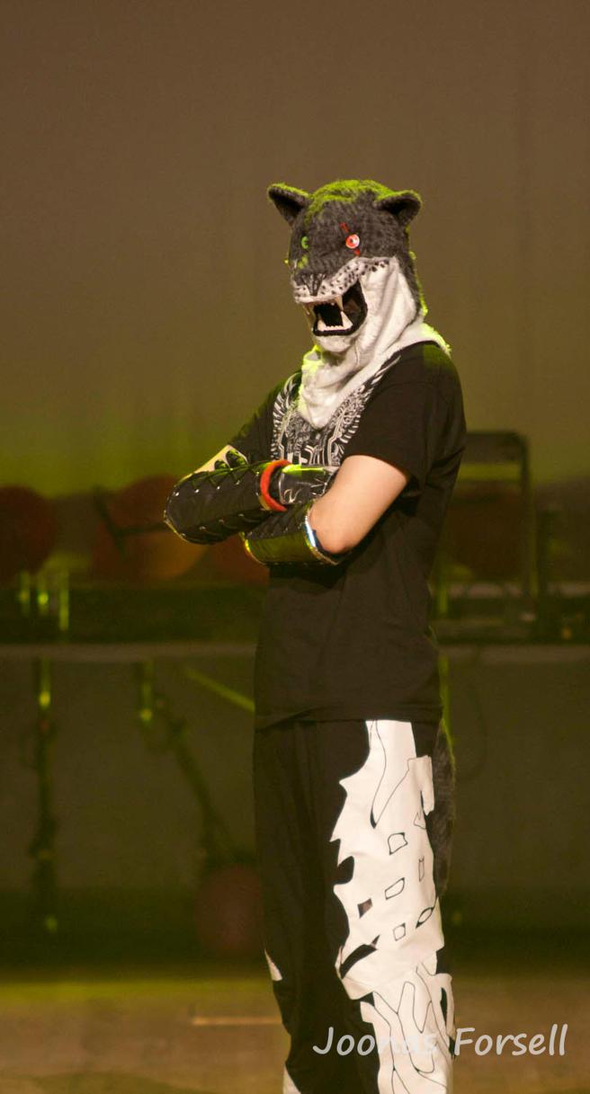 King Tekken Costume & Shared Folder