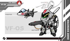 Macross Zero SD VF-OS