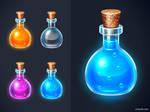 gummy potions?