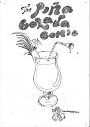 The Pina Colada Comic