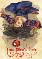 Snow White's Death by Fulvio84