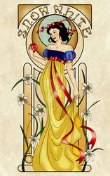 Snow White by Fulvio84