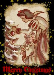 Snow White Christmas