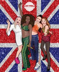 Spice girls 2019