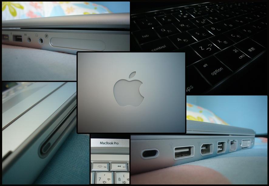 My MacbookPro