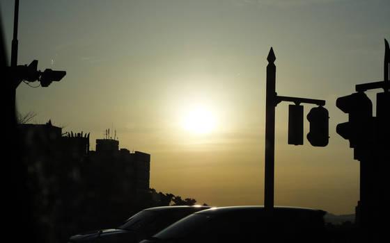 Okazaki Sunset