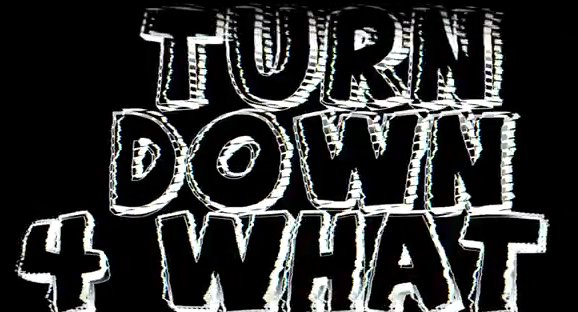 TURN DOWN 4 WHAT by spicky145