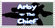 Arby 'n' the Chief Stretched by BeautifulButch