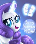 Be My Valentine (Rarity)