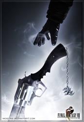 FFVIII Gunblade - Rearm