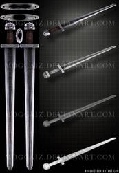 Texture - Viking Sword by mogcaiz