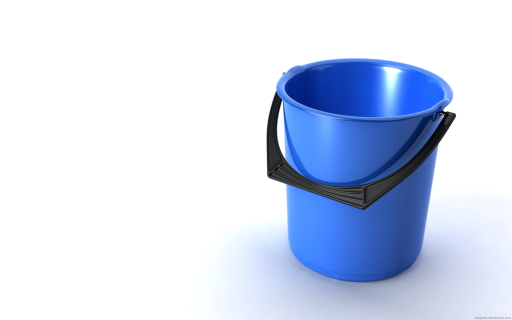 Ultimate Blue Bucket by mogcaiz on deviantART: mogcaiz.deviantart.com/art/ultimate-blue-bucket-79387212