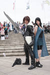 Squall Leonhart Cosplay 2