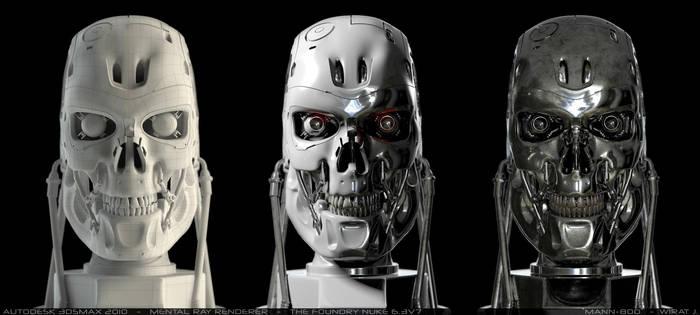 Terminator shaders