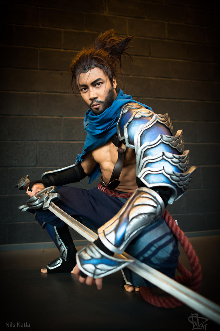 Yasuo - The Unforgiven Cosplay 2 by mogcaiz