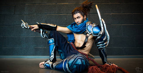 Yasuo - The Unforgiven Cosplay 3