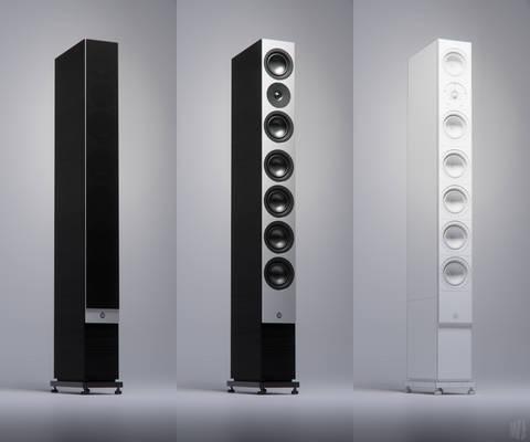 System Audio Mantra 70 - Render
