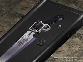 FFVIII Gunblade - First by mogcaiz