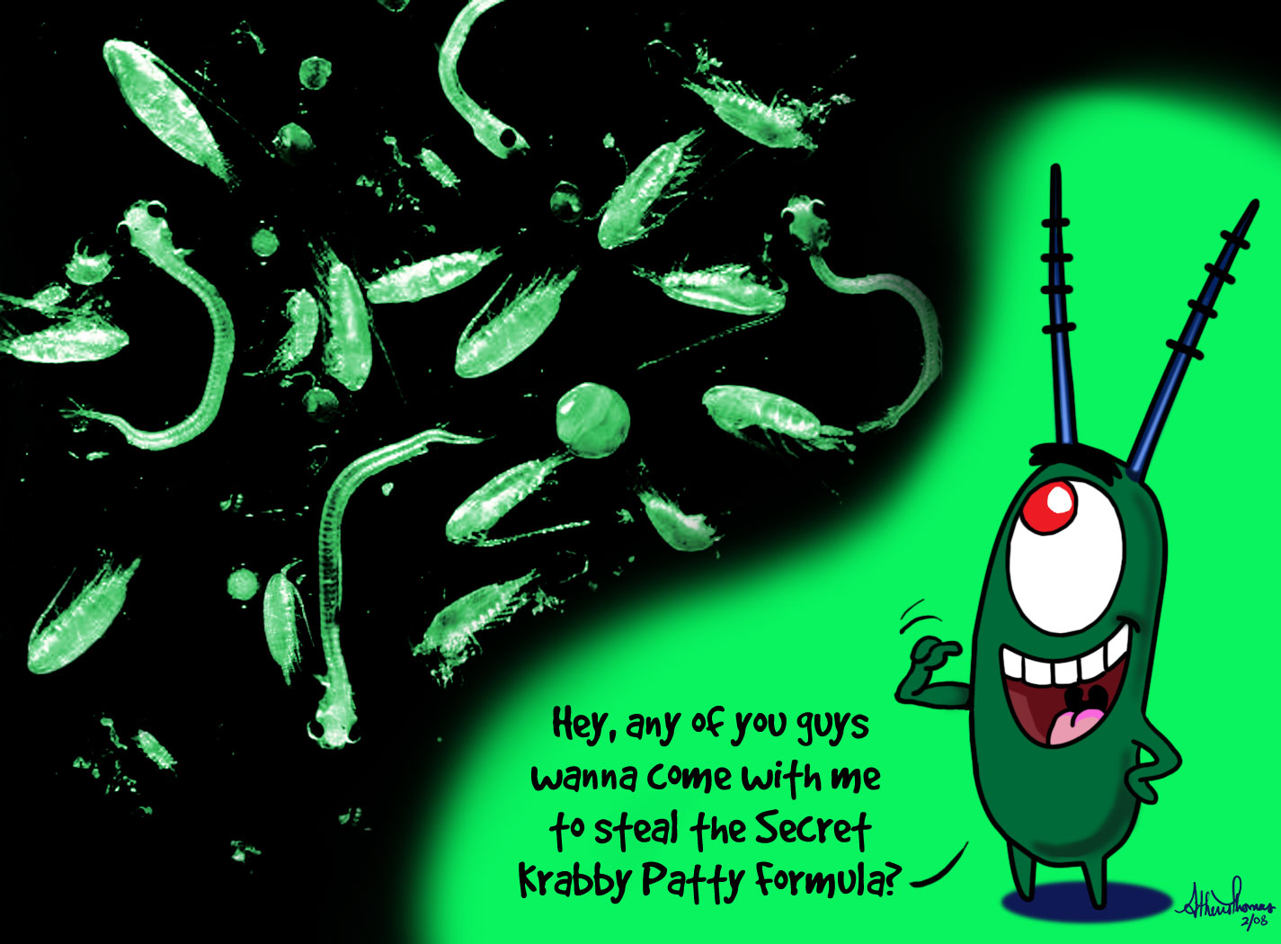 Real Krabby Patty Secret Formula Fantasy World: Spongeb...