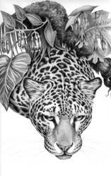 Jungle Jaguar by AthenaTT