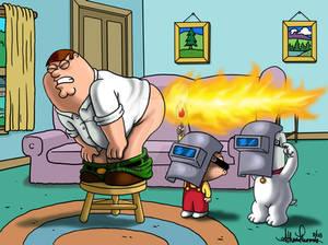 Family Guy Fanart
