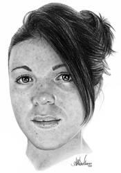 Freckle Face by AthenaTT