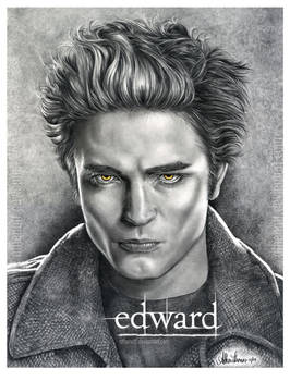 Robert Pattinson Edward Cullen