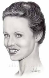 Thora Birch Portrait