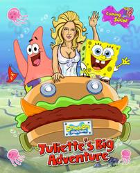 Juliette's SpongeBob Poster