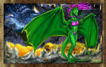 Liren - Colored by AthenaTT