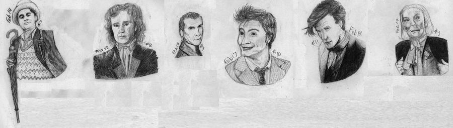 The Doctor 7-11 and 1