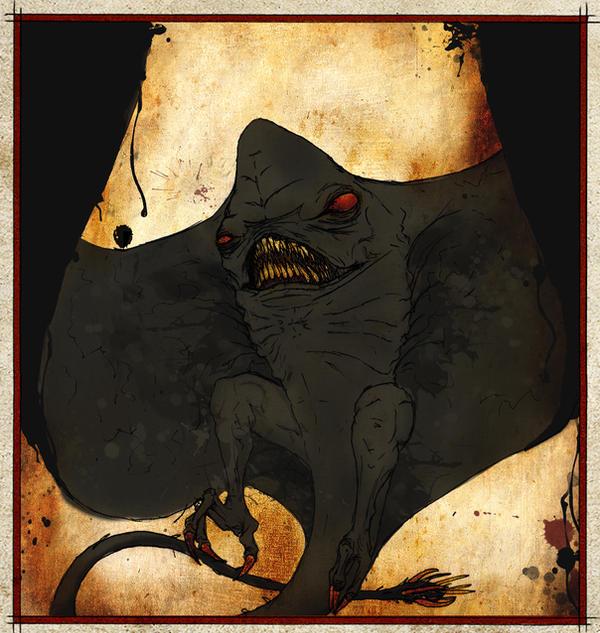 The Phantom by T-RexJones