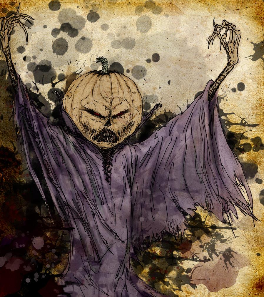 Especial Halloween, historias, leyendas y películas de terror Samhain_by_TristJones