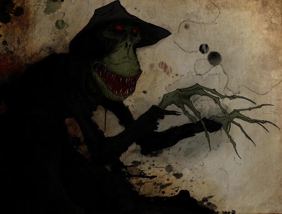 Ghostbusters - Grundel Redux by T-RexJones