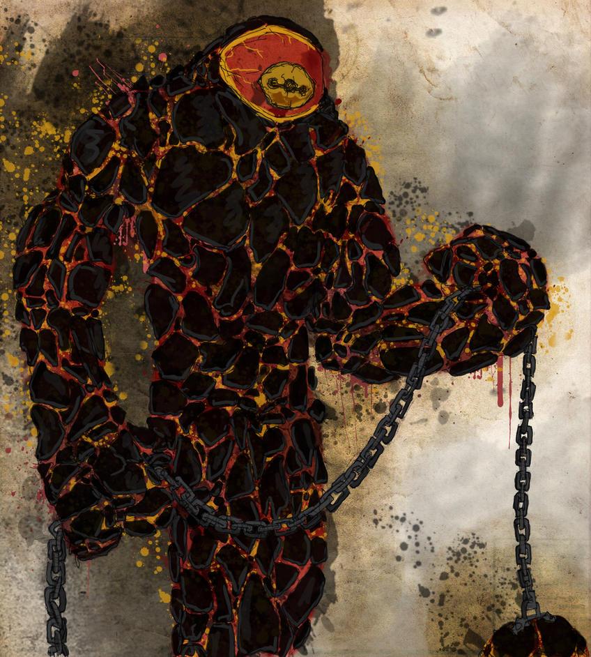 Ghostbusters - Maggnamos by T-RexJones
