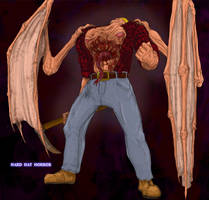Ghostbusters - Hard Hat Horror by T-RexJones
