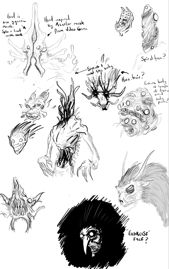 Early Idulnas concepts