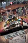 Ghostbusters 9 'Haunted America' cvr B