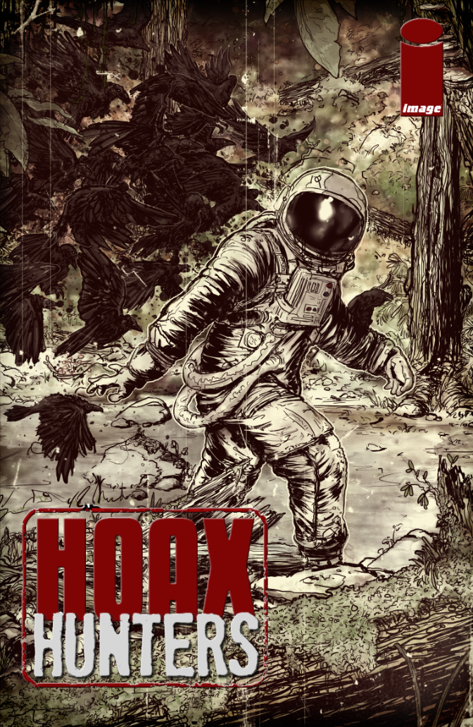 Hoax Hunters cover by T-RexJones
