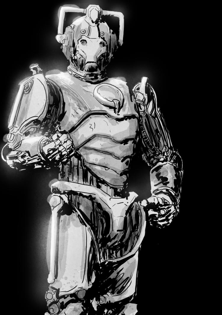 Cyberman by T-RexJones