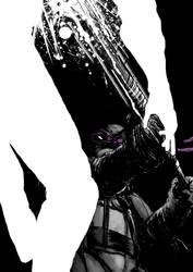 Donatello by T-RexJones