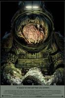 Alien repro poster by T-RexJones