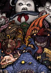 RGB Ghostbusters 15 variant